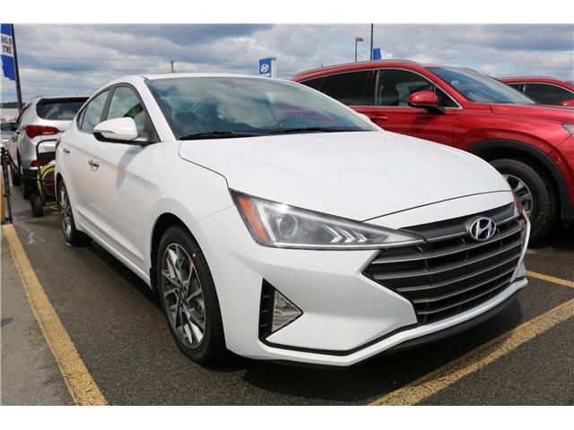 2020 Hyundai Elantra Luxury (Stk: 02941) in Saint John - Image 1 of 3