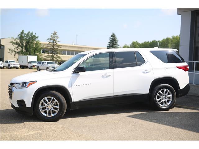 2018 Chevrolet Traverse LS (Stk: 58195) in Barrhead - Image 2 of 28