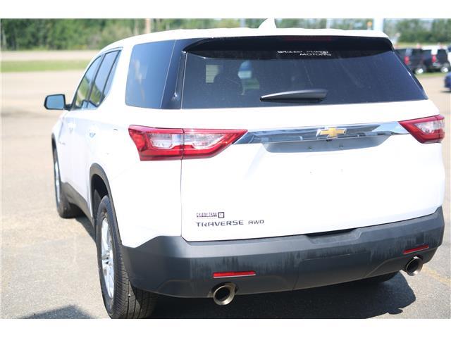 2018 Chevrolet Traverse LS (Stk: 58195) in Barrhead - Image 3 of 28