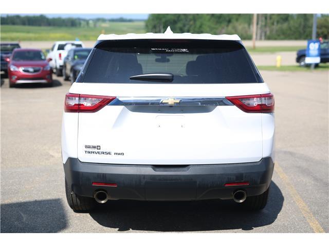 2018 Chevrolet Traverse LS (Stk: 58195) in Barrhead - Image 4 of 28