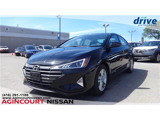 2019 Hyundai Elantra Preferred (Stk: U12574R) in Scarborough - Image 1 of 26