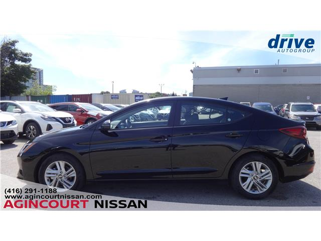 2019 Hyundai Elantra Preferred (Stk: U12574R) in Scarborough - Image 2 of 26