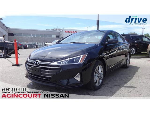 2019 Hyundai Elantra Preferred (Stk: U12573R) in Scarborough - Image 1 of 23
