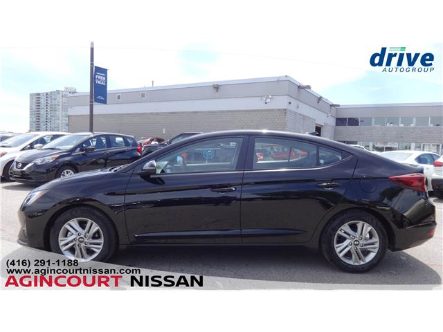 2019 Hyundai Elantra Preferred (Stk: U12573R) in Scarborough - Image 2 of 23