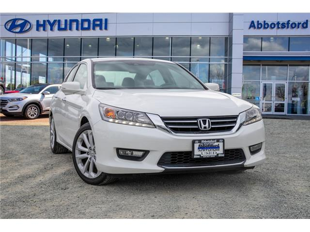 2015 Honda Accord Touring 1HGCR2F91FA809340 AH8862 in Abbotsford