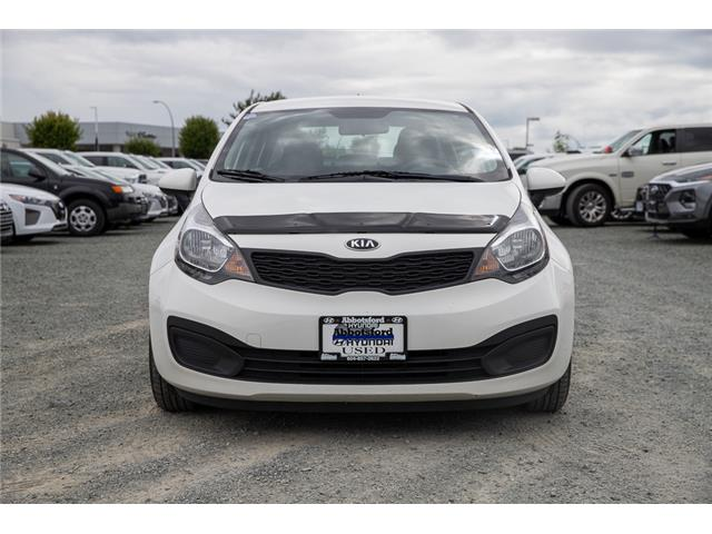2014 Kia Rio LX+ (Stk: AH8851A) in Abbotsford - Image 2 of 24