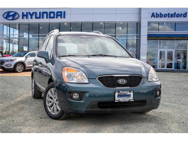 2011 Kia Rondo EX (Stk: AH8864) in Abbotsford - Image 1 of 27