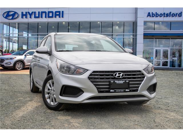2019 Hyundai Accent Preferred (Stk: KA087430) in Abbotsford - Image 1 of 25