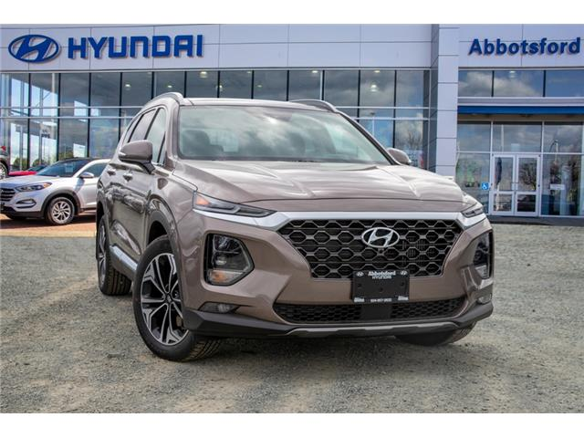2019 Hyundai Santa Fe Ultimate 2.0 (Stk: KF124053) in Abbotsford - Image 1 of 29