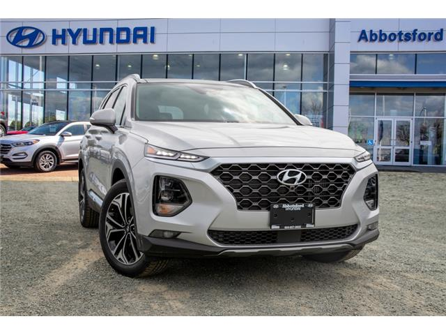 2019 Hyundai Santa Fe Ultimate 2.0 (Stk: KF124210) in Abbotsford - Image 1 of 28