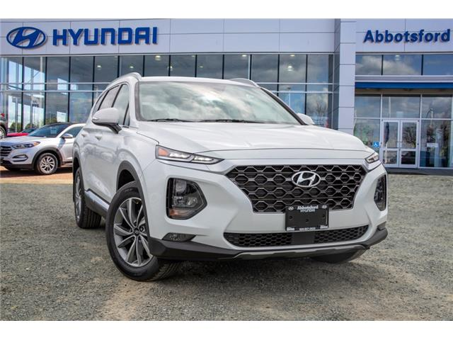 2019 Hyundai Santa Fe Preferred 2.4 (Stk: KF124381) in Abbotsford - Image 1 of 28