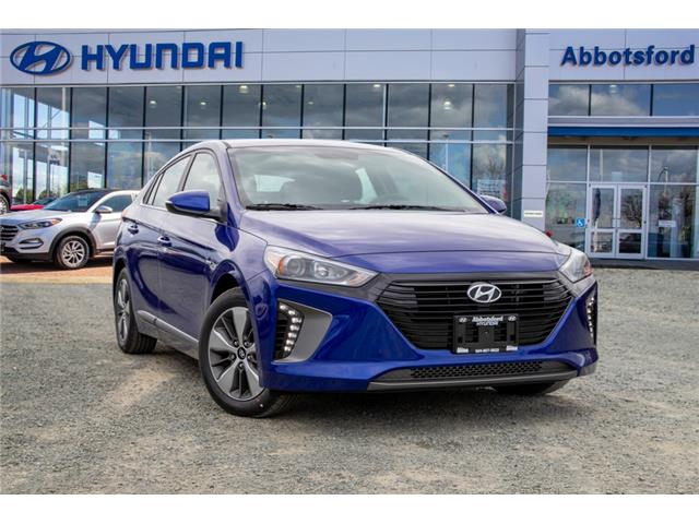 2019 Hyundai Ioniq Plug-In Hybrid Preferred (Stk: KI166245) in Abbotsford - Image 1 of 25