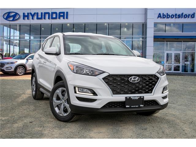2019 Hyundai Tucson ESSENTIAL (Stk: KT046878) in Abbotsford - Image 1 of 28