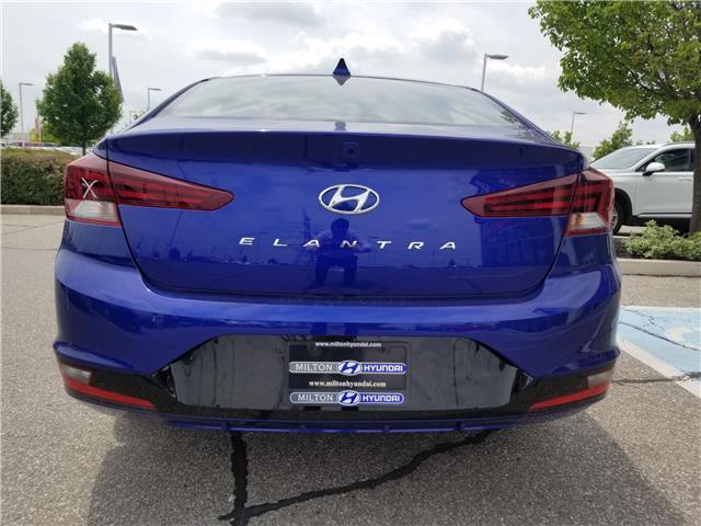 2020 Hyundai Elantra Preferred (Stk: 897350) in Milton - Image 4 of 11