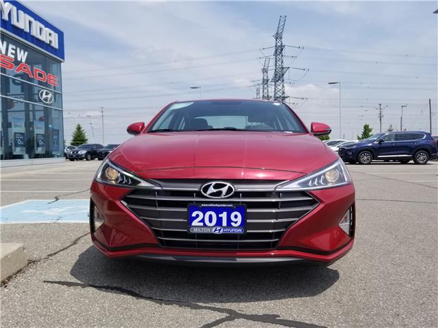 2019 Hyundai Elantra Preferred (Stk: 860331) in Milton - Image 2 of 13