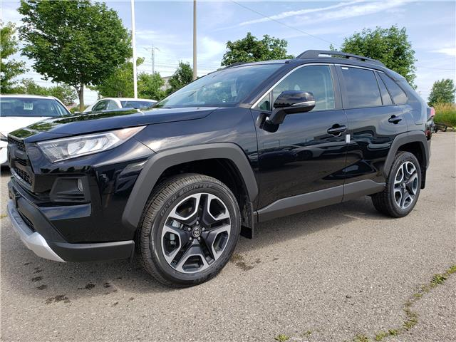 2019 Toyota RAV4 Trail (Stk: 9-870) in Etobicoke - Image 1 of 18