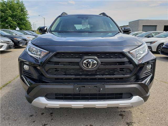 2019 Toyota RAV4 Trail (Stk: 9-870) in Etobicoke - Image 2 of 18