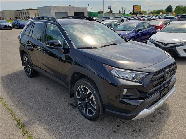 2019 Toyota RAV4 Trail (Stk: 9-870) in Etobicoke - Image 3 of 18