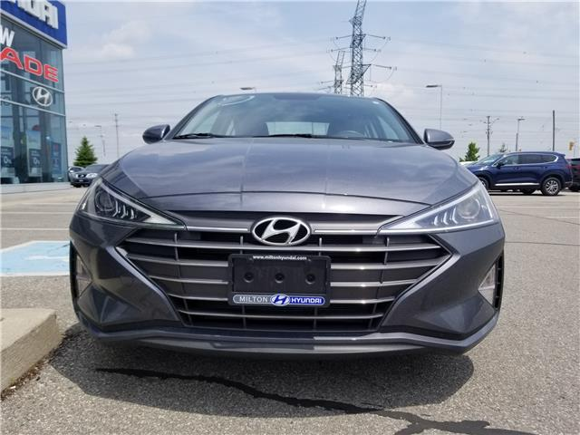 2020 Hyundai Elantra Preferred (Stk: 912590) in Milton - Image 2 of 11