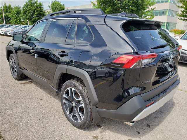2019 Toyota RAV4 Trail (Stk: 9-870) in Etobicoke - Image 9 of 18