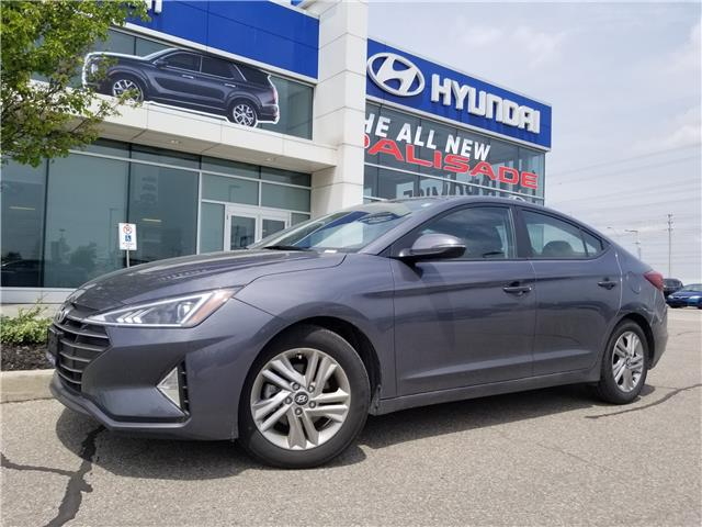 2020 Hyundai Elantra Preferred (Stk: 921590) in Milton - Image 1 of 11