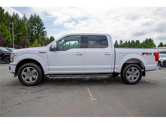 2019 Ford F-150 Lariat (Stk: 9F11442) in Vancouver - Image 4 of 30