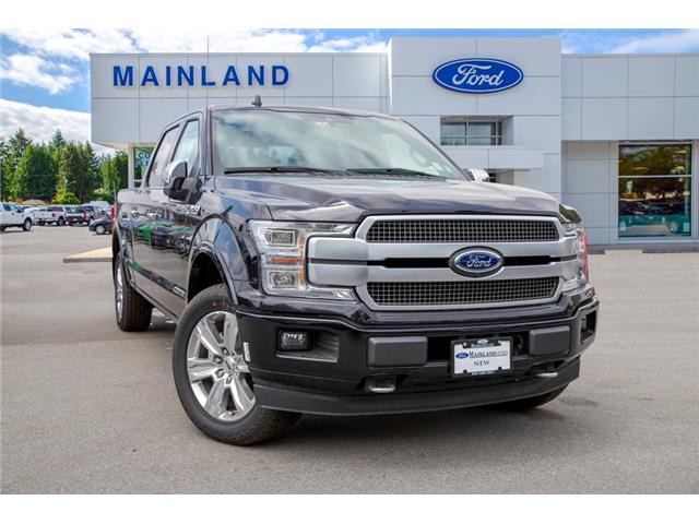 2019 Ford F-150 Platinum (Stk: 9F14560) in Vancouver - Image 1 of 30