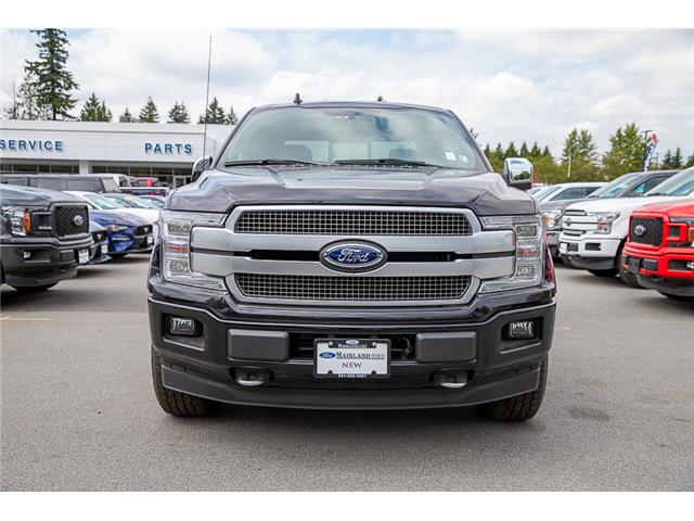 2019 Ford F-150 Platinum (Stk: 9F14560) in Vancouver - Image 2 of 30
