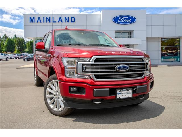 2019 Ford F-150 Limited (Stk: 9F14581) in Vancouver - Image 1 of 30