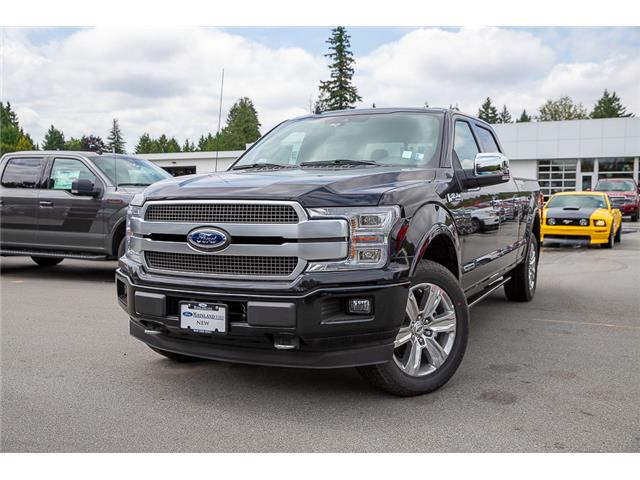 2019 Ford F-150 Platinum (Stk: 9F14560) in Vancouver - Image 3 of 30