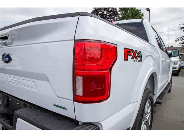 2019 Ford F-150 Lariat (Stk: 9F11442) in Vancouver - Image 10 of 30