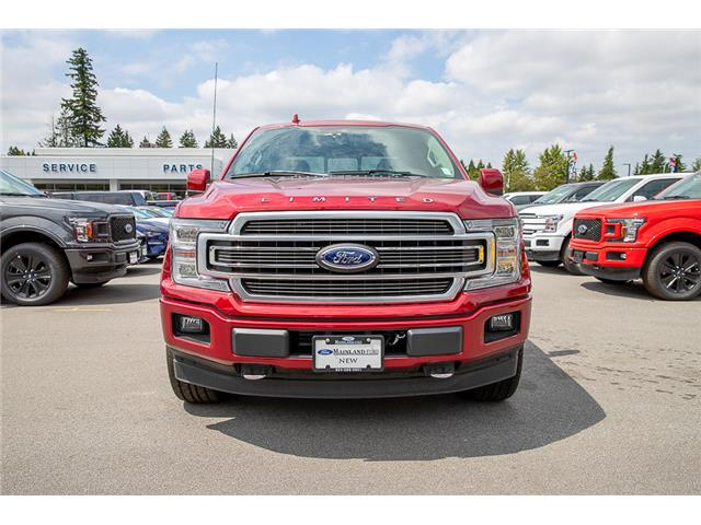 2019 Ford F-150 Limited (Stk: 9F14581) in Vancouver - Image 2 of 30