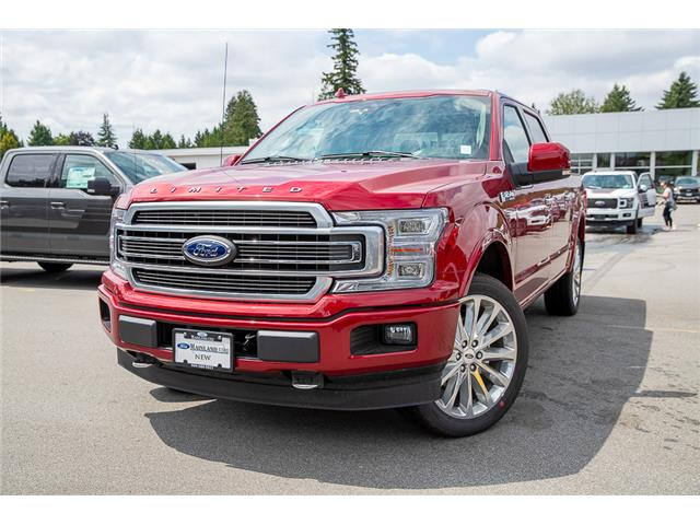 2019 Ford F-150 Limited (Stk: 9F14581) in Vancouver - Image 3 of 30