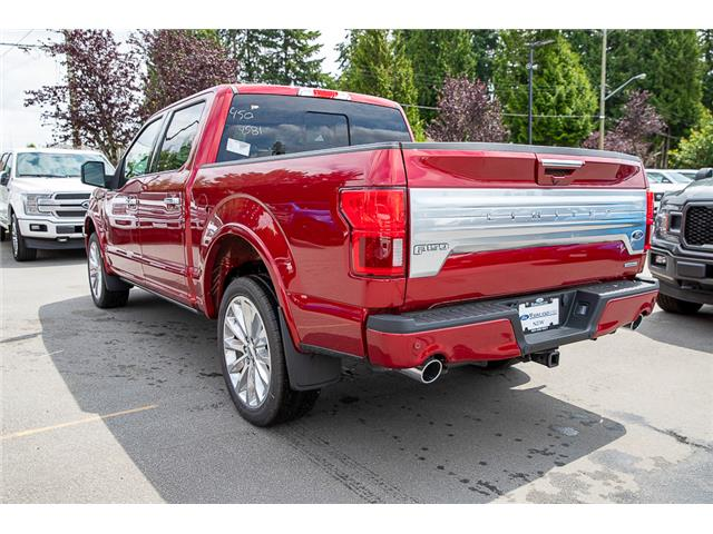 2019 Ford F-150 Limited (Stk: 9F14581) in Vancouver - Image 5 of 30