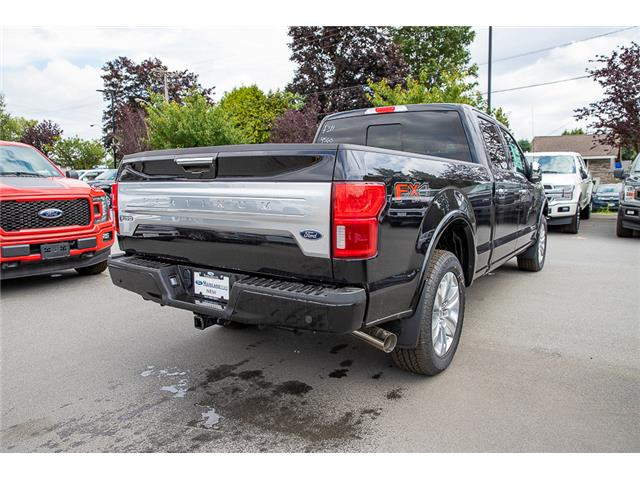 2019 Ford F-150 Platinum (Stk: 9F14560) in Vancouver - Image 7 of 30