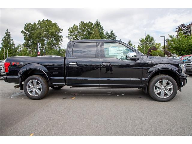 2019 Ford F-150 Platinum (Stk: 9F14560) in Vancouver - Image 8 of 30