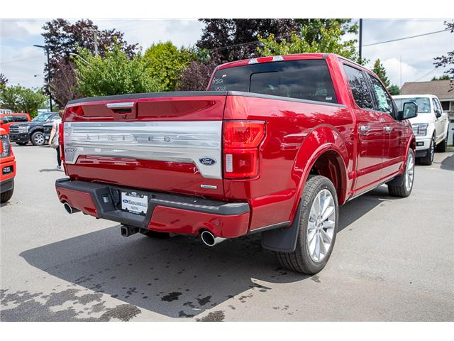 2019 Ford F-150 Limited (Stk: 9F14581) in Vancouver - Image 7 of 30