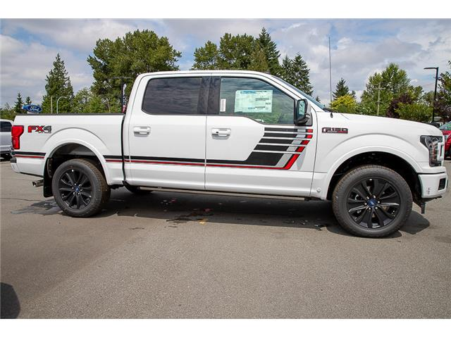 2019 Ford F-150 Lariat (Stk: 9F18543) in Vancouver - Image 8 of 30