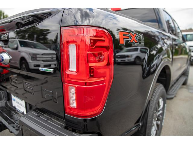 2019 Ford Ranger Lariat (Stk: 9RA5270) in Vancouver - Image 9 of 30