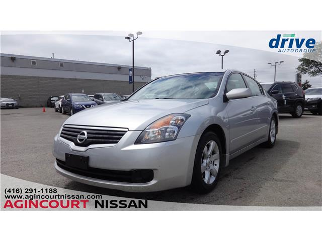 2009 Nissan Altima 2.5 S (Stk: U12550A) in Scarborough - Image 1 of 17