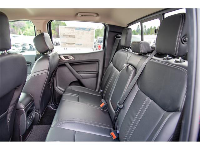 2019 Ford Ranger Lariat (Stk: 9RA5270) in Vancouver - Image 17 of 30