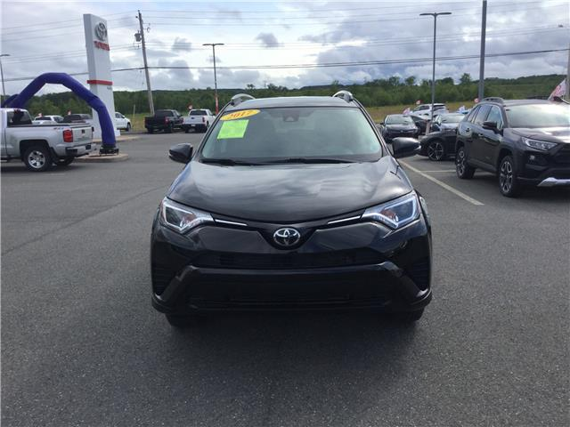 2017 Toyota RAV4 LE (Stk: U62-19) in Stellarton - Image 2 of 14