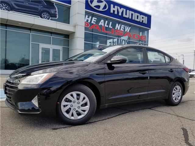 2020 Hyundai Elantra ESSENTIAL (Stk: 934832) in Milton - Image 1 of 11