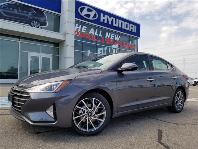 2020 Hyundai Elantra Luxury (Stk: 909733) in Milton - Image 1 of 12