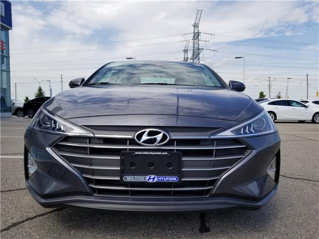 2020 Hyundai Elantra Luxury (Stk: 909733) in Milton - Image 2 of 12