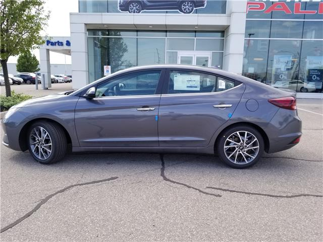 2020 Hyundai Elantra Luxury (Stk: 909733) in Milton - Image 4 of 12