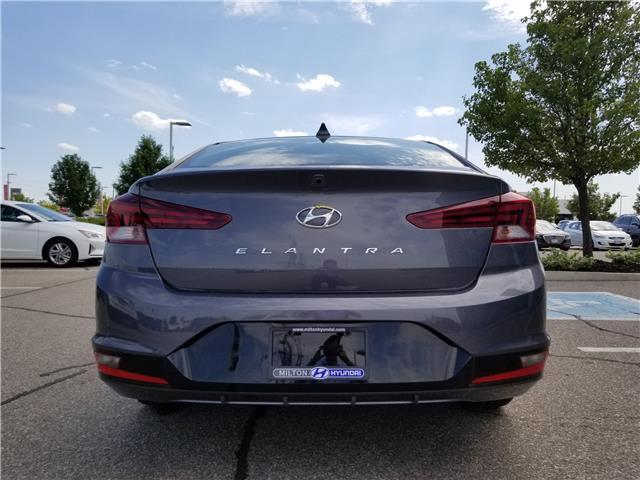 2020 Hyundai Elantra Luxury (Stk: 909733) in Milton - Image 5 of 12