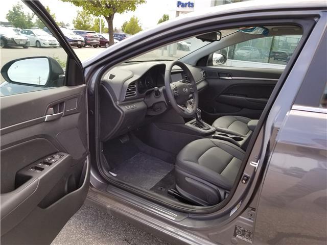 2020 Hyundai Elantra Luxury (Stk: 909733) in Milton - Image 7 of 12