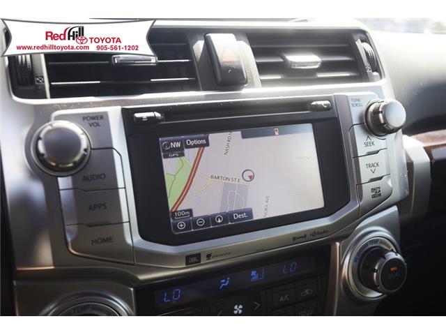 2016 Toyota 4Runner SR5 (Stk: 54922) in Hamilton - Image 21 of 22