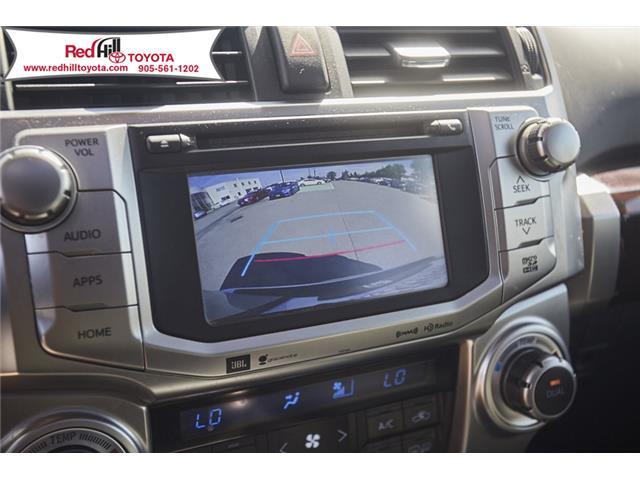 2016 Toyota 4Runner SR5 (Stk: 54922) in Hamilton - Image 22 of 22